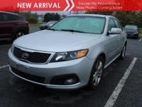 New arrival! 2010 Kia Optima! Only 88,194 miles! This