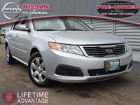 Gray w/Cloth Seat Trim, ABS brakes, AM/FM radio: