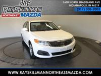 LX trim. FUEL EFFICIENT 32 MPG Hwy/22 MPG City! CD