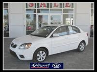 Options Included: N/AThis 2010 Kia Rio LX is compact