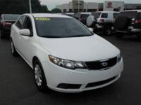 JUST TRADED IN! This 2010 Kia is currently going