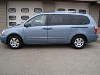 Options Included: CARFAX GUARANTEED!! 2010 KIA SEDONA