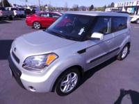 2010 Kia Soul Sport with automatic and excellent