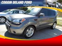 NEW ARRIVAL! PRICED BELOW MARKET! THIS KIA SOUL WILL