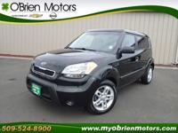4 Cylinder  Options:  4-Speed Automatic|2010 Kia Soul