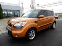 The hottest car in the used car market. This Kia soul