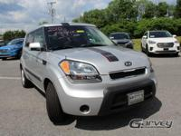 New arrival! 2010 Kia Soul! Only 63,312 miles! This