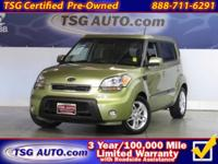 JUST IN FOLKS! THIS 2010 KIA SOUL HAS JUST ARRIVED TO