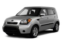 Introducing the 2010 Kia Soul! Very clean and very well