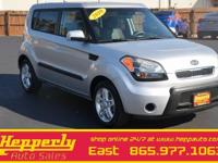 New Price! This 2010 Kia Soul Exclaim, New Tires, ABS