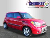2010 Kia Soul Just Reduced! Clean CARFAX. Vehicle