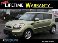 Options:  2010 Kia Soul|Green|Just Reduced! Odometer Is