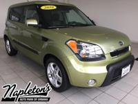 Recent Arrival! 2010 Kia Soul in Alien, AUX CONNECTION,