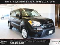 This 2010 Kia Soul in Shadow includes, Remote Keyless