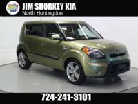 2010 Kia Soul Exclaim New Price! CARFAX One-Owner. ABS