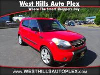 SOUL SPORT 4D WAGON  Options:  Abs Brakes