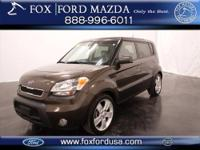 CHECK OUT THIS 4-dr 2010 KIA SOUL SPORT VEHICLE! THIS