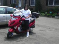 2010 KYMCO 250CC Motor Scooter (PURCHASED NEW IN 2013)