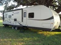 2010 KZ Sportsmen Travel Trailer 2010 Sportsman 29x8.
