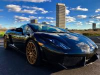 2010 Lamborghini LP560 Spyder.   TRIPLE BLACK with
