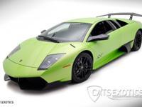EXTREMELY RARE 2010 Lamborghini Murcielago LP670-4 SV