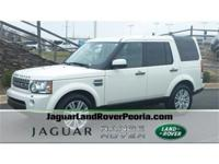 Great Value! This 2010 Land Rover LR4 seven passenger,