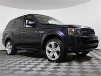 2010 Land Rover Range Rover Sport HSE Blue New Price!