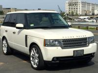 Stunning 2010 Land Rover Range Rover HSE. The exterior