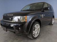 This exceptionally clean Range Rover Sport HSE LUX