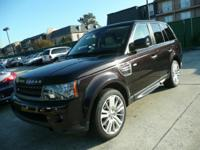 Description 2010 land ROVER Range Rover Sport Power