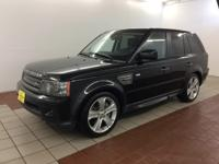 KING OF LUXURY SUV'S! Own the road with this 2010 Range