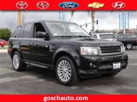 You can find this 2010 Land Rover Range Rover Sport HSE