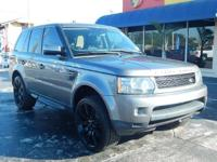Options:  2010 Land Rover Range Rover Sport Hse|***No