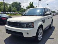 2010 Land Rover Range Rover Sport HSE AWD with only 39K