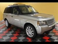 2010 Land Rover Range Rover HSE 4WD Luxury Package