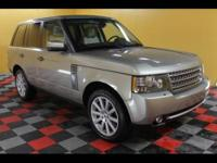2010 Land Rover Range Rover SuperCharged 4WD GORGEOUS