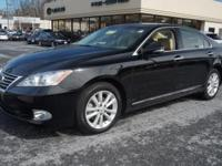 2010 Lexus ES 350 4dr Car Our Location is: Len Stoler