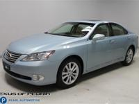 Tried-and-true, this pre-owned 2010 Lexus ES 350 makes