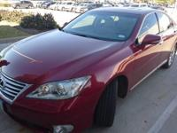We are excited to offer this 2010 Lexus ES 350. CARFAX
