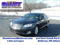 Check out this gently-used 2010 Lexus ES 350 we