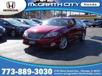 PREMIUM & KEY FEATURES ON THIS 2010 Lexus ES 350