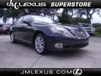 LEXUS CERTIFIED! 3 YR/100K WARRANTY! BUY WITH