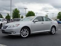 New Price! Tungsten Pearl 2010 Lexus ES 350 FWD 6-Speed