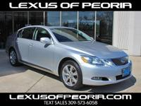 Options:  2010 Lexus Gs 350 Base|Gs 350|4D Sedan|3.5L