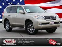 This 2010 Lexus GX 460 4WD comes loaded with features