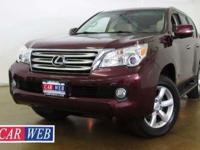 2010 Lexus GX470 AWD just arrived. loaded with options