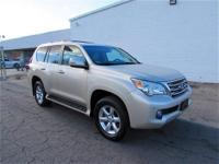 LEXUS GX 460 LOADED SATIN CASHMERE METALLIC PAINT!,