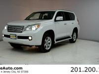 ***CARFAX CERTIFIED WITH SERVICE RECORDS***. GX 460 and