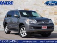 -Low Miles!- NEW ARRIVAL! This 2010 Lexus GX 460
