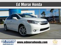 Looking for a clean, well-cared for 2010 Lexus HS 250h?